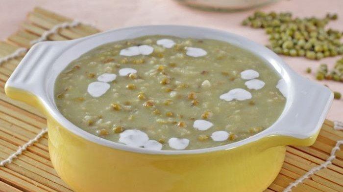 Resep Bubur Ketan Kacang Hijau, Kudapan yang Manis dan Nikmat untuk Siang Hari