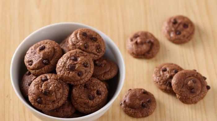 Resep Choco Mini Cookies, Kue Legendaris yang Bikin Kamu Jatuh Cinta