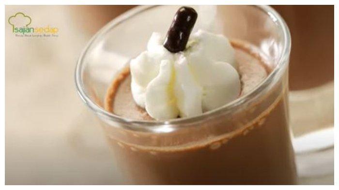 Resep Chocolate Mousse Manis Lembut, Cocok Temani Santaimu