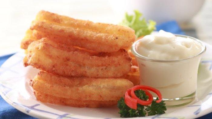 Resep Churros Sweet Mayo, Camilan untuk Temani Momen Santaimu