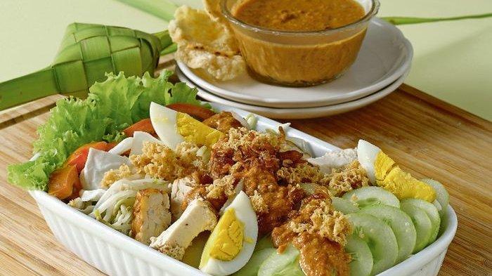 Resep Gado-gado Kremes Enak, Menu Spesial untuk Makan Siang