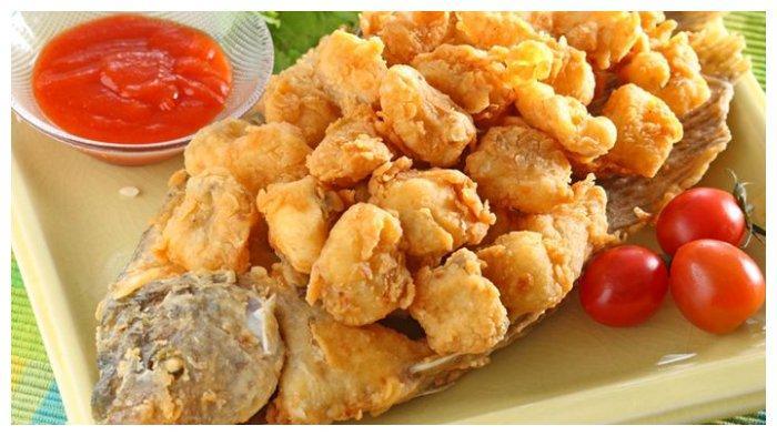 Resep Ikan Goreng Tepung, Dijamin Nagih dan Menambah Selera Makan