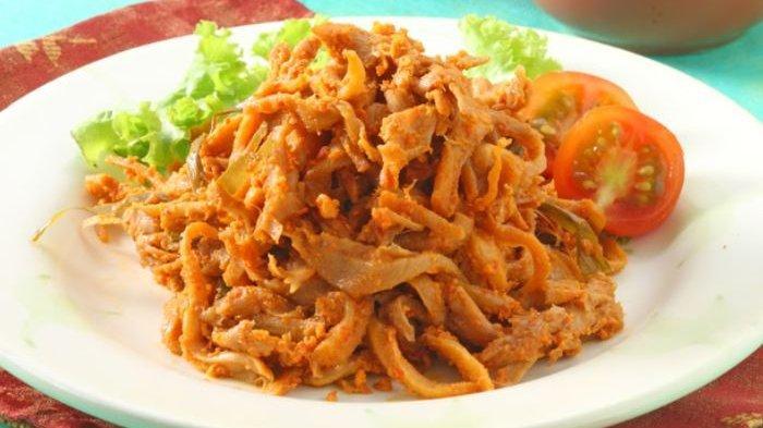 Resep Rendang Jamur Suwir, Menu Nikmat untuk Temani Makan Malammu