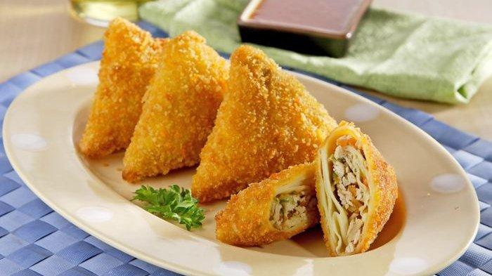 Resep Risoles Ayam Teriyaki, Enak dan Krispi Siap Hadir di Meja Makan
