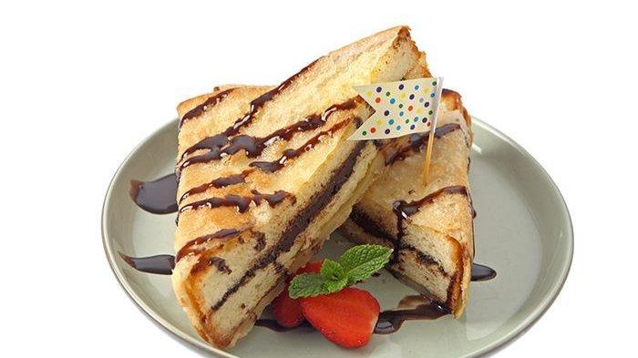 Resep Roti Martabak Isi Cokelat, Camilan untuk Temani Quality Time