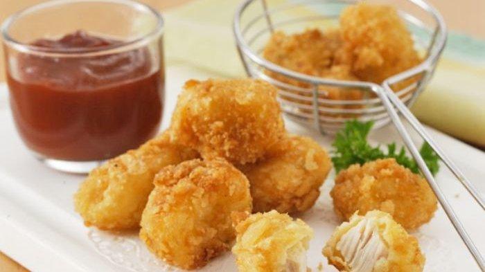 Resep Square Fried Chicken, Balutan Crackers Renyah Bikin Kamu Enggak Berhenti Ngunyah