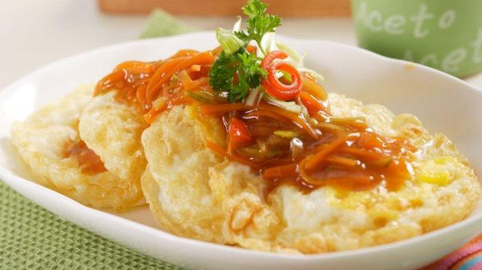 Resep Telur Ceplok Saus Asam Manis, Masakan Praktis Cocok Hadir di Meja Makan