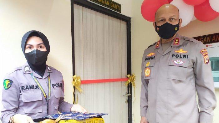 Resmikan Gedung Baru di RS Bhayangkara Ambon, Kapolda Harap Bisa Tingkatkan Pelayanan Kesehatan