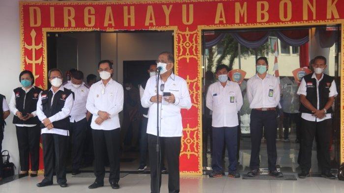 Rapid Tes Jadi Syarat Siswa dan Guru Ikut PTM di Ambon