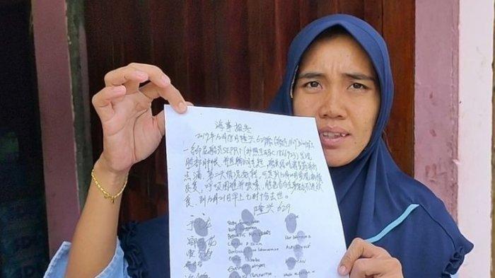 Jenazah WNI ABK Dilarung di Laut, Pihak Keluarga Hanya Diberi Surat Duka Berbahasa China