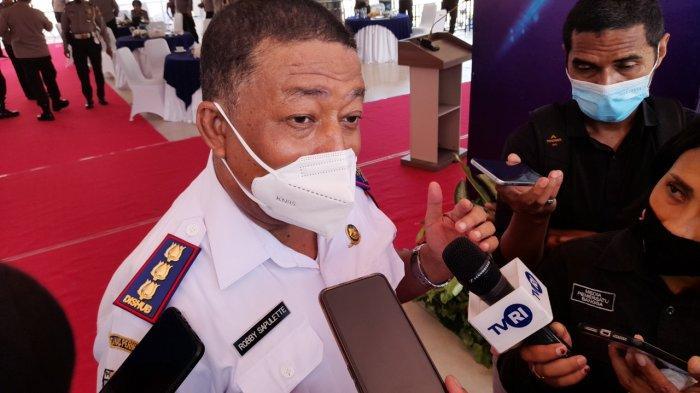 Robby Sapulette Sebut Tambah Pendapatan Daerah Jadi Alasan Naiknya Tarif Parkir di Ambon