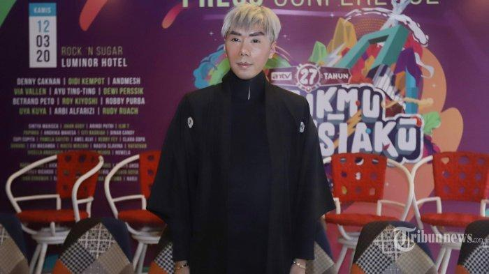 Kini Ditangkap, Ramalan Roy Kiyoshi: Tahun 2020 Artis-artis Harus Hati-hati Terhadap Bahaya Narkoba