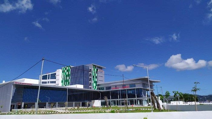 120 Tenaga Medis Bertugas 26 Mei 2020 di RSUP Dr. J. Leimena Ambon, Siap Tangani Covid-19