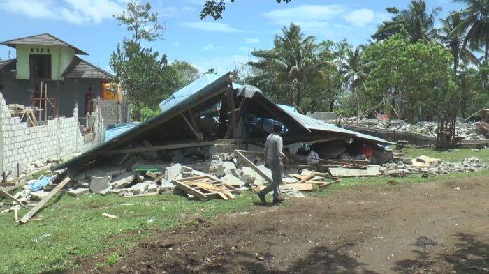 Terdampak Corona, Dana Stimulan Tahap Satu Korban Gempa Ambon Batal Dikucurkan