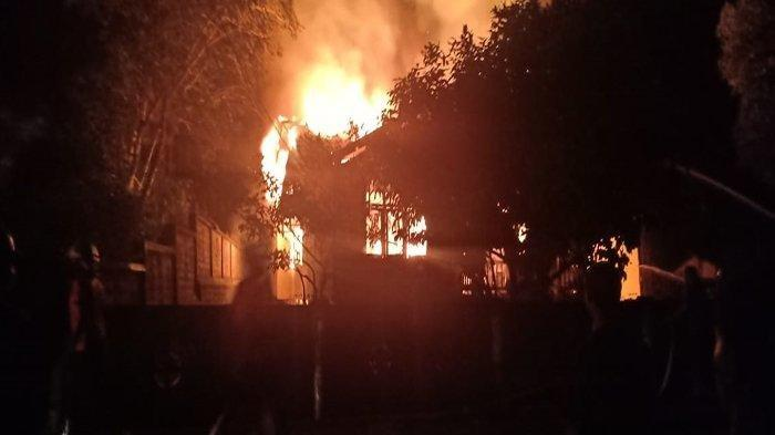 Suami Tega Membakar Istri Hidup-hidup karena Cemburu, 65 Persen Tubuh Alami Luka Bakar