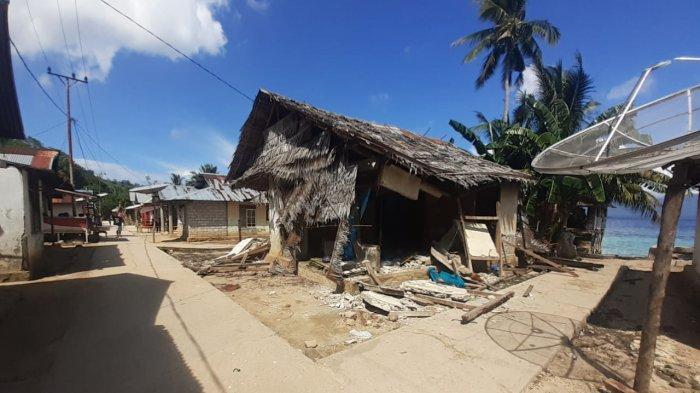Tiga Rumah Warga di Maluku Tengah Dirusak Orang Tak Dikenal, Diduga Perselisihan Wilayah