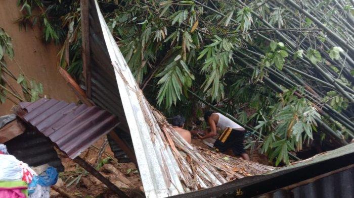 Banjir dan Longsor di Ambon, 28 Rumah Rusak, 120 Lainnya Terancam
