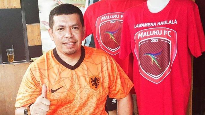 Jelang Laga Belanda Kontra Austria, Manager Maluku FC; Belanda Menang 2 - 0