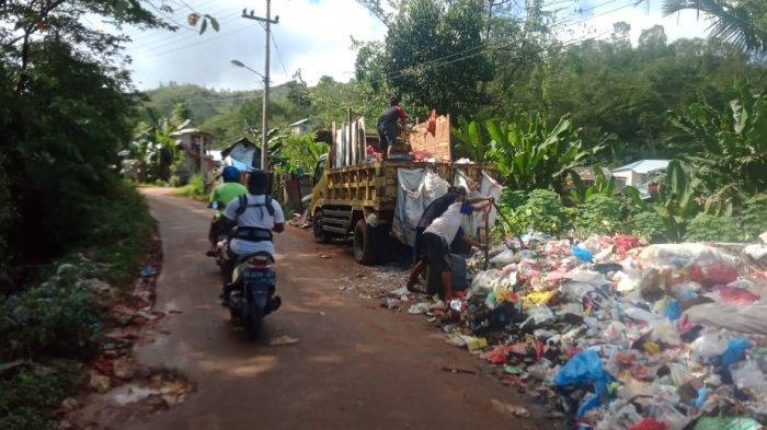 Cegah Kawasan Arbes Jadi Tempat Akhir Sampah, Kadis DLHP Kota Ambon; Nanti Akan Dipagari