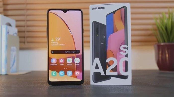 Daftar Harga HP Samsung Agustus 2020: Samsung Galaxy A20s Mulai Rp 2,3 Jutaan