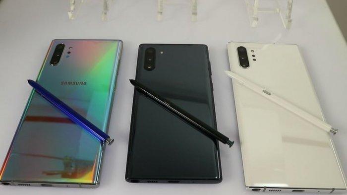 Daftar Harga HP Samsung Terbaru di Akhir Januari 2020, Galaxy S Series Rilis Februari Mendatang