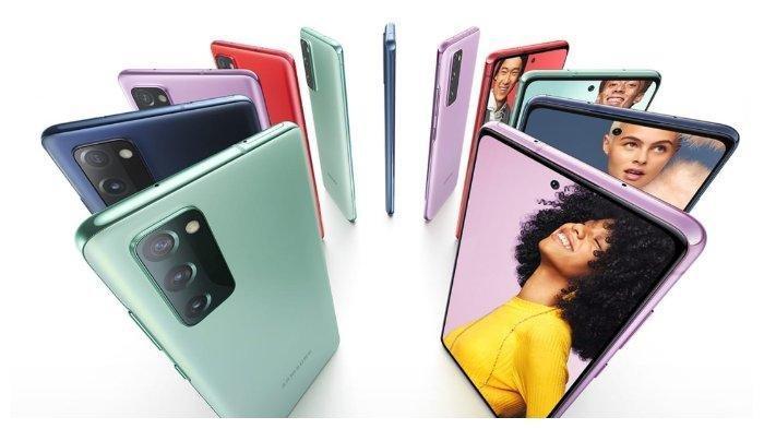 Simak Harga dan Spesifikas Samsung Galaxy S20 FE, Bisa Dapat Photo Card BTS Gratis