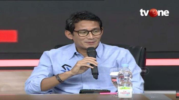 Tak Dilibatkan dalam Pertemuan Prabowo dan Megawati, Sandiaga Uno Buka Suara