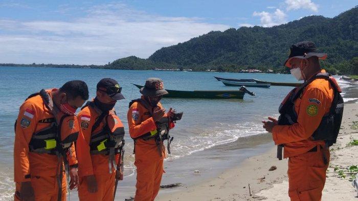 Pencarian Diperluas 26 Not Mile, Nelayan Bursel Belum Juga Ditemukan