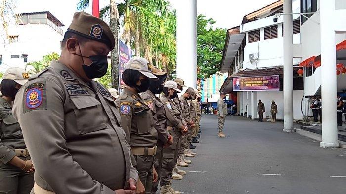 HUT Satpol PP ke 71, Walikota Ambon Ingatkan Jaga Kepercayaan