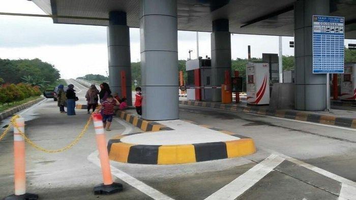 Gunakan Satu Kartu E-Toll untuk 2 Kendaraan, Pengguna Tol di Lampung Selatan Kena Denda Rp 556.000