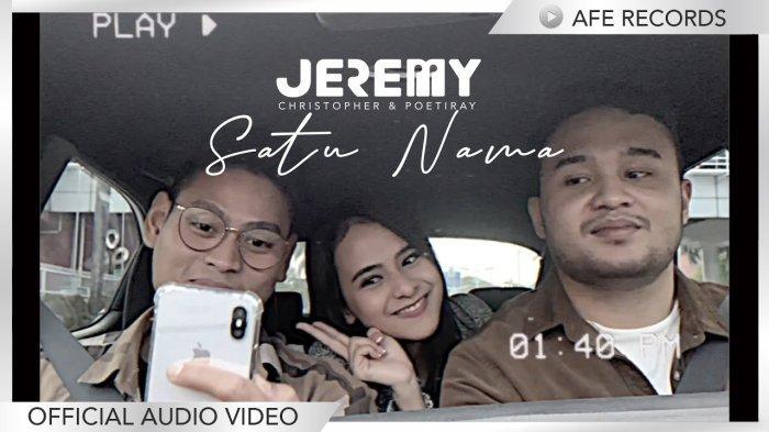 Chord Lagu Satu Nama - Jeremy: Dia Jatuh Hati Bukan Hanya denganku