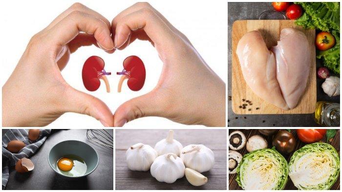 9 Makanan Terbaik untuk Ginjal, Cocok untuk Penderita Gangguan Ginjal dan Upaya Pencegahan