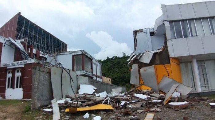 Gempa Susulan Terjadi hingga 1.516 Kali, BMKG Ambon Sebut Itu Peristiwa Normal