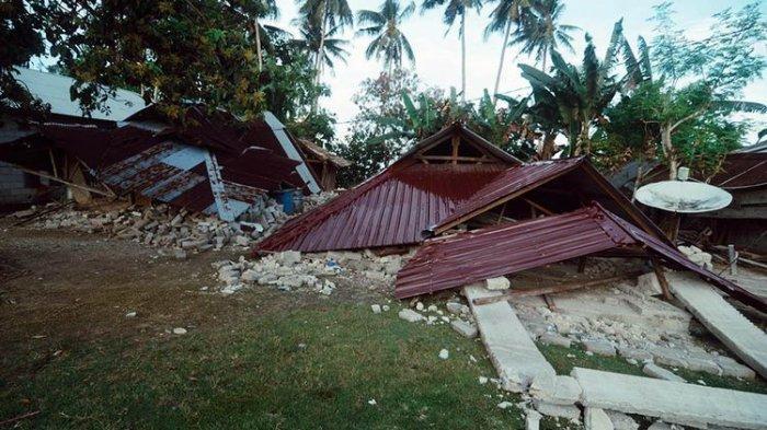 Takut Disalahgunakan Masyarakat, Dana Korban Gempa Maluku 2019 Ditunda Penyalurannya