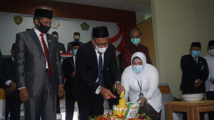 Wakili Murad, Sekda Maluku Bacakan Pesan Gus Yaqut di Ambon