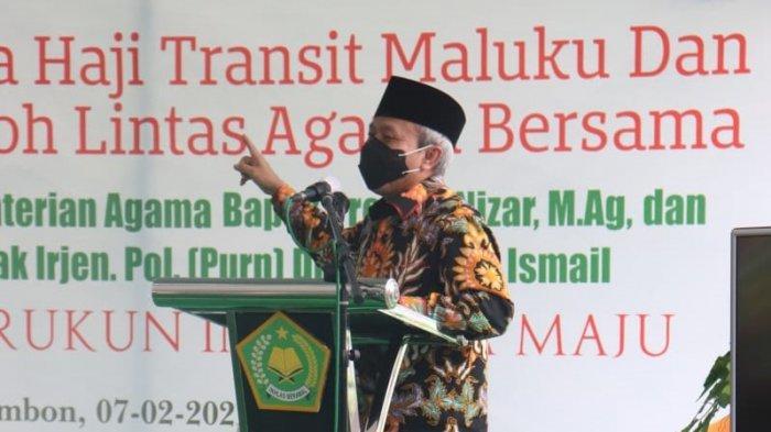 Bandara Pattimura Dirancang Gantikan Peran Embarkasi Haji Makassar