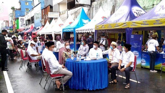 Gelar Semarak Kuliner Ramdhan, Pedagang Kuliner Akan Dapat Stimulan dari Pemprov Maluku