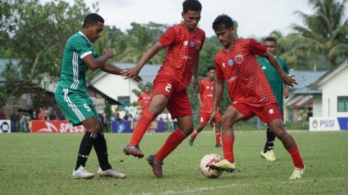 Harmain Masaila Ubah Taktik Kontra Wainuru FC