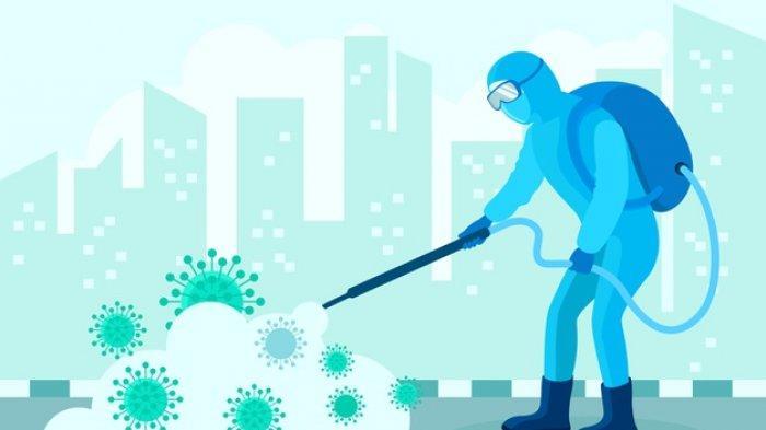 Pakar Sebut Disinfektan Tak Dapat Disemprotkan Langsung ke Tubuh Manusia, Bahaya Bagi Kulit dan Mata