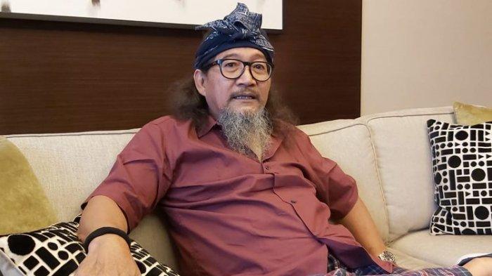 Servasius Bambang Pranoto pembuat minyak Kutus Kutus