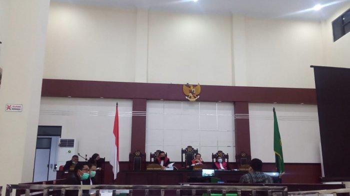 Sidang Kasus PLTG Namlea, Kepala BPN Buru Sebut Jaksa Bikin Masalah, Akui Tak Ada Tanah Erfacht