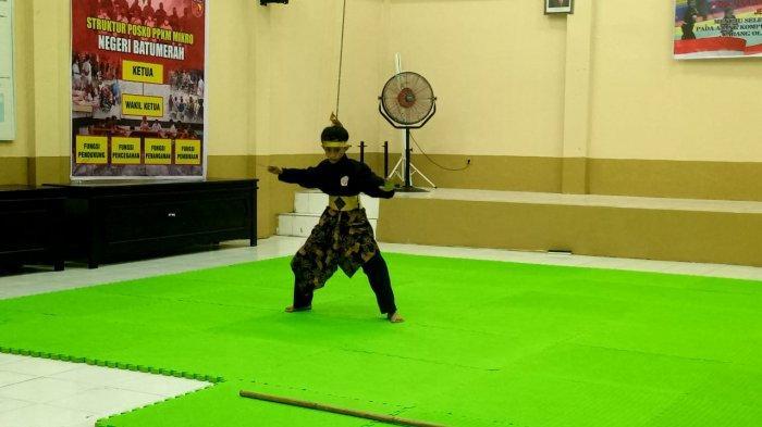 Mana taekwondo menang vs karate Taekwondo Kids