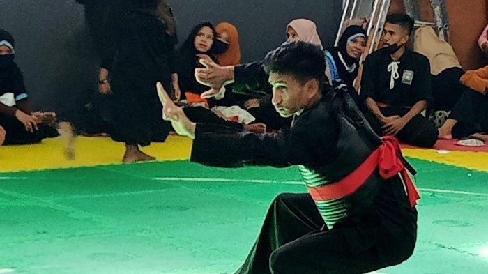 Try Out Pencak Silat di Ambon Didominasi Pesilat Putri