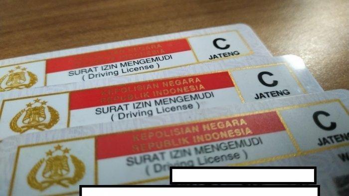 Inilah Cara Registrasi, Syarat hingga Biaya Pembuatan SIM A dan C Secara Online
