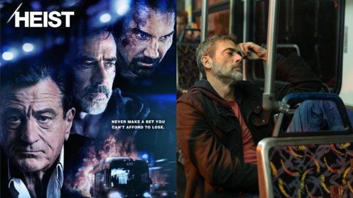 Tayang Malam Ini di Bioskop TransTV Pukul 21.00 WIB, Berikut Sinopsis Film Bus 657 (HEIST)
