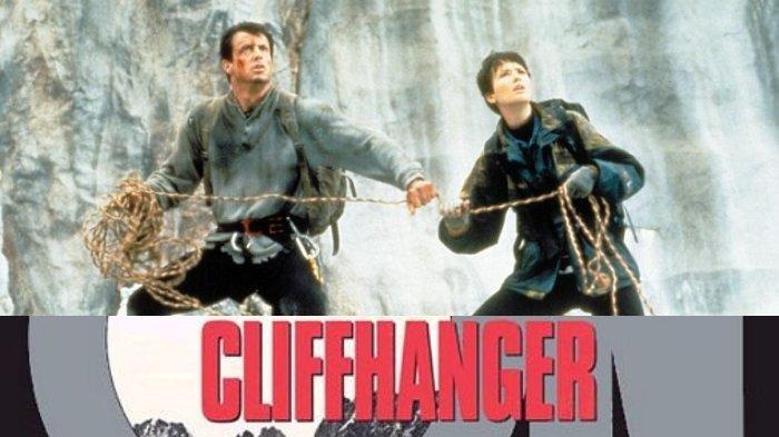 Tayang Malam Ini di GTV Pukul 21.00 WIB, Berikut Sinopsis Film Cliffhanger