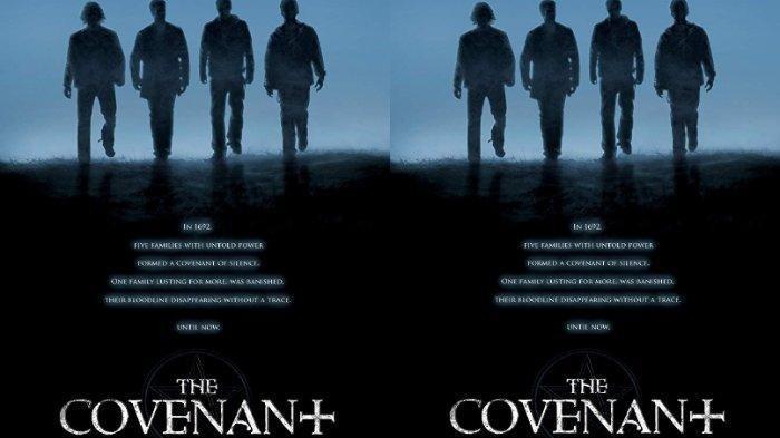 Tayang Malam Ini di Bioskop Trans TV Pukul 23.00 WIB, Berikut Sinopsis Film The Covenant