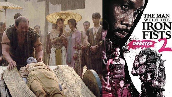 Tayang di GTV Malam Ini Pukul 23.30 WIB, Berikut Sinopsis Film The Man with the Iron Fists 2