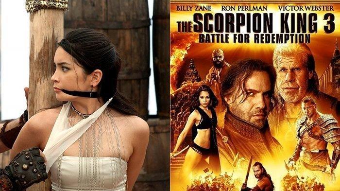 Tayang Malam Ini di GTV Pukul 23.00 WIB, Berikut Sinopsis The Scorpion King 3 Battle for Redemption