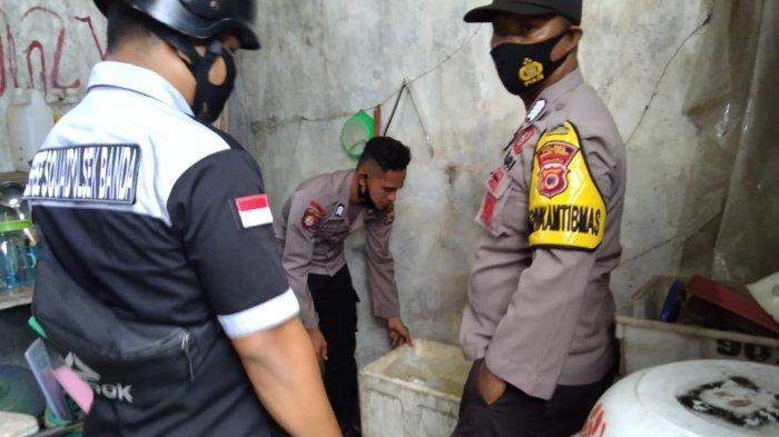 Razia Jelang Ramadhan, Polisi Sita 250 Liter Miras di Pulau Banda